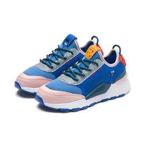 Miniatura 2 de Zapatos Sesame Street 50 RS-0 para niño pequeño, Veiled Rose-Indigo-BlueCoral, mediano