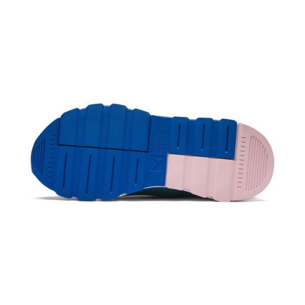 Sesamstraße RS-0 Kinder Sneaker, Veiled Rose-Indigo-BlueCoral, large