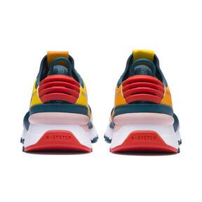 Miniatura 3 de Zapatos Sesame Street 50 RS-0 para niño pequeño, Rose-Blue Coral-Dandelion, mediano