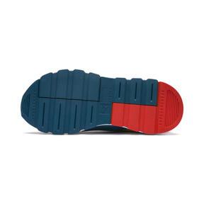 Miniatura 4 de Zapatos Sesame Street 50 RS-0 para niño pequeño, Rose-Blue Coral-Dandelion, mediano