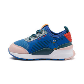 Sesame Street 50 RS-0 AC Sneakers INF
