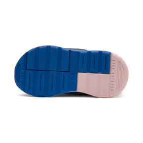 Thumbnail 3 of Sesame Street 50 RS-0 AC Toddler Shoes, Veiled Rose-Indigo-BlueCoral, medium