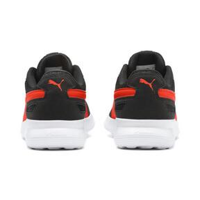Miniatura 4 de Zapatos deportivos ST Activate para JR, Puma Black-Cherry Tomato, mediano
