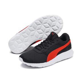 Miniatura 2 de Zapatos deportivos ST Activate para JR, Puma Black-Cherry Tomato, mediano