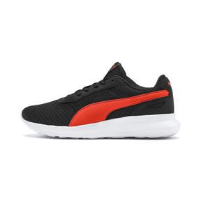 Miniatura 1 de Zapatos deportivos ST Activate para JR, Puma Black-Cherry Tomato, mediano