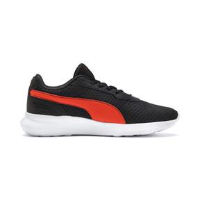 Miniatura 5 de Zapatos deportivos ST Activate para JR, Puma Black-Cherry Tomato, mediano