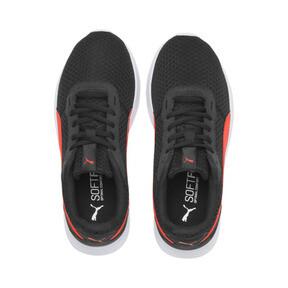 Miniatura 6 de Zapatos deportivos ST Activate para JR, Puma Black-Cherry Tomato, mediano