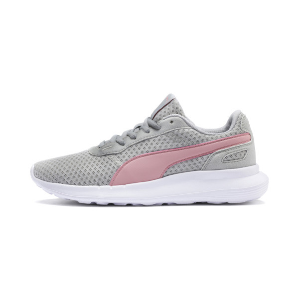 Zapatos deportivos ST Activate para JR, Gray Violet-Bridal Rose, grande