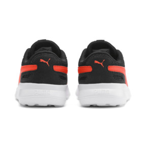 Thumbnail 3 of ST Activate AC Toddler Shoes, Puma Black-Cherry Tomato, medium
