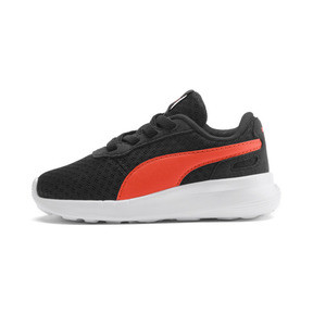 Thumbnail 1 of ST Activate AC Toddler Shoes, Puma Black-Cherry Tomato, medium