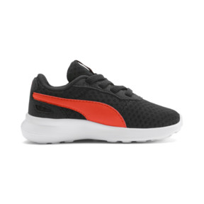 Thumbnail 5 of ST Activate AC Toddler Shoes, Puma Black-Cherry Tomato, medium