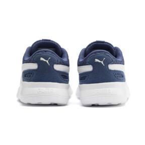 Miniatura 3 de Zapatos ST Activate AC para bebé, Galaxy Blue-Puma White, mediano