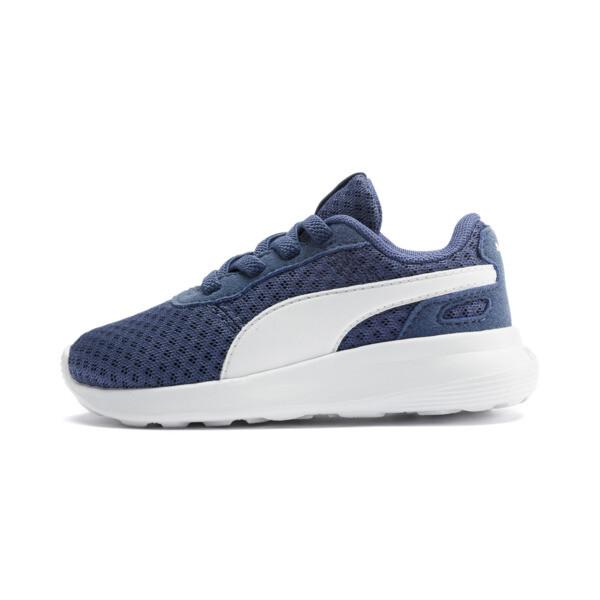 Zapatos ST Activate AC para bebé, Galaxy Blue-Puma White, grande