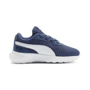 Miniatura 5 de Zapatos ST Activate AC para bebé, Galaxy Blue-Puma White, mediano