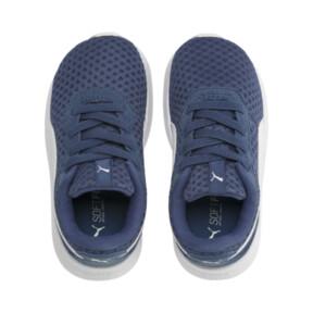 Miniatura 6 de Zapatos ST Activate AC para bebé, Galaxy Blue-Puma White, mediano