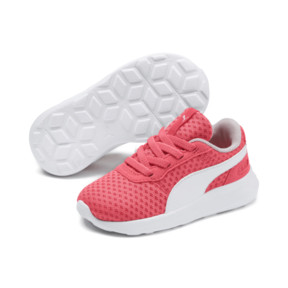 Thumbnail 2 of ST Activate AC Toddler Shoes, Calypso Coral-Puma White, medium