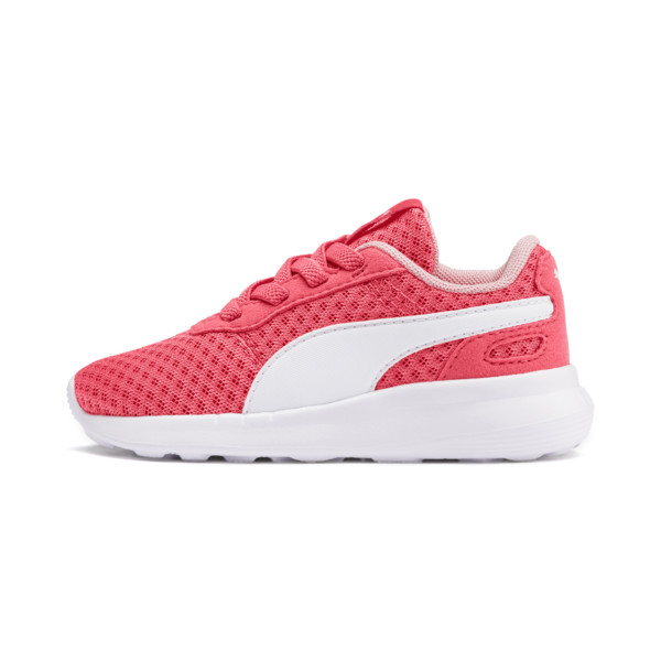 ST Activate AC Toddler Shoes, Calypso Coral-Puma White, large