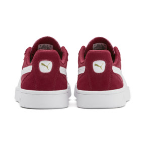 Thumbnail 3 of Astro Kick Sneakers JR, Rhubarb-Puma White-Gold, medium