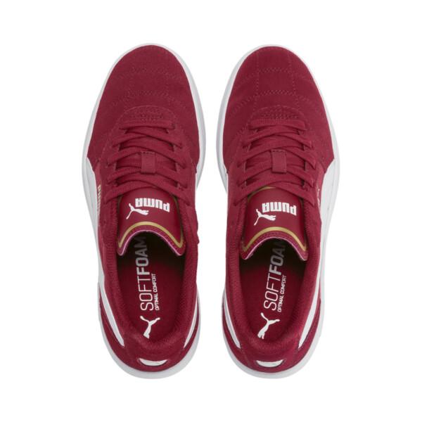 Astro Kick Sneakers JR, Rhubarb-Puma White-Gold, large