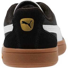 Miniatura 3 de Zapatos Astro Kick AC para niño pequeño, Puma Black-Puma White-Gold, mediano