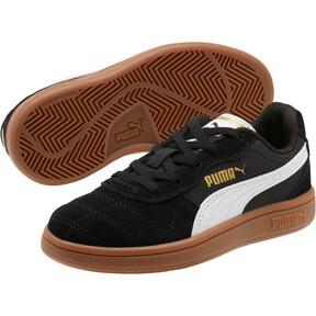 Miniatura 2 de Zapatos Astro Kick AC para niño pequeño, Puma Black-Puma White-Gold, mediano