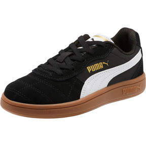 Miniatura 1 de Zapatos Astro Kick AC para niño pequeño, Puma Black-Puma White-Gold, mediano