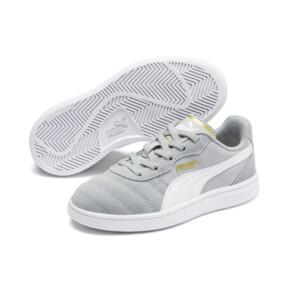 Miniatura 2 de Zapatos Astro Kick AC para niño pequeño, H Rise-Wht-Dorado-G Violet-Gum, mediano