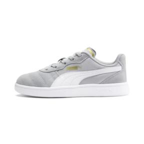 Miniatura 1 de Zapatos Astro Kick AC para niño pequeño, H Rise-Wht-Dorado-G Violet-Gum, mediano