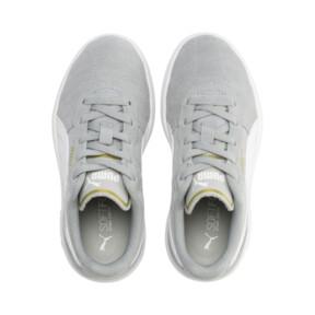 Miniatura 6 de Zapatos Astro Kick AC para niño pequeño, H Rise-Wht-Dorado-G Violet-Gum, mediano