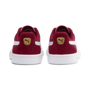 Miniatura 3 de Zapatos Astro Kick AC para niño pequeño, Rhubarb-Puma White-Gold, mediano