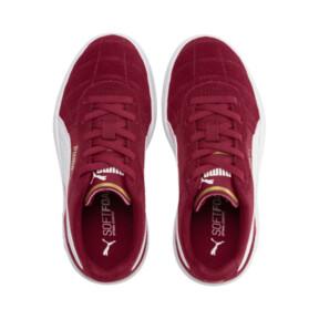 Miniatura 6 de Zapatos Astro Kick AC para niño pequeño, Rhubarb-Puma White-Gold, mediano