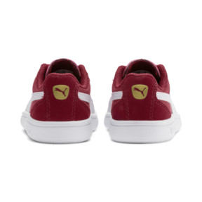 Thumbnail 3 of Astro Kick AC Toddler Shoes, Rhubarb-Puma White-Gold, medium