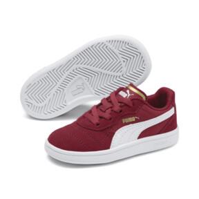 Miniatura 2 de Zapatos Astro Kick AC para bebé, Rhubarb-Puma White-Gold, mediano