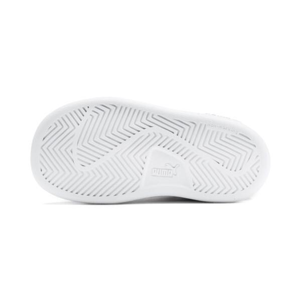 Zapatos Astro Kick AC para bebé, Rhubarb-Puma White-Gold, grande