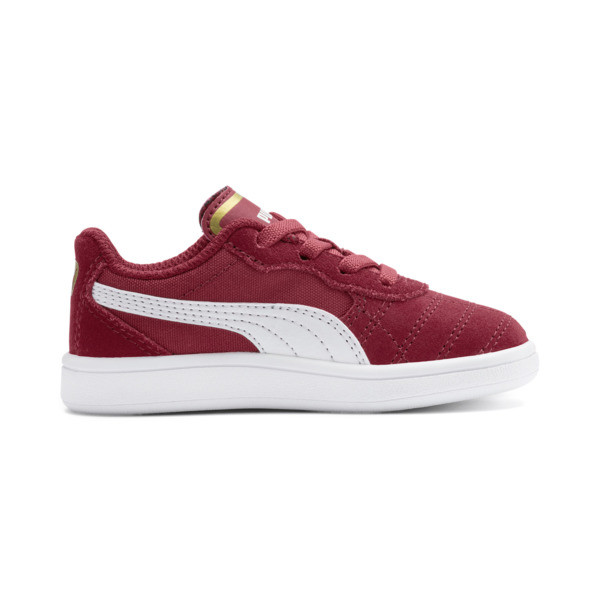 Astro Kick AC Toddler Shoes, Rhubarb-Puma White-Gold, large