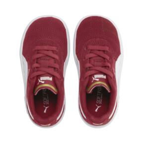 Miniatura 6 de Zapatos Astro Kick AC para bebé, Rhubarb-Puma White-Gold, mediano