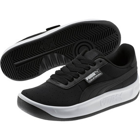Thumbnail 2 of California Sneakers JR, P Black-P White-P Black, medium
