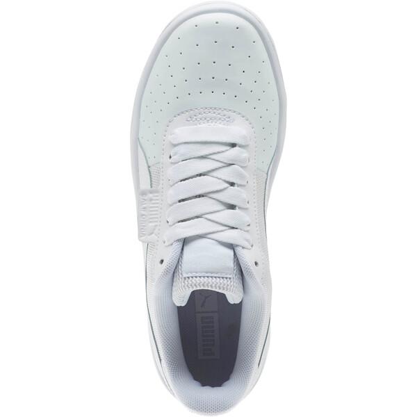 Zapatos deportivos California JR, P White-P White-P White, grande