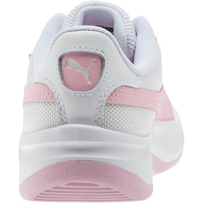Thumbnail 3 of California Sneakers JR, Puma Wht-Pale Pink-Puma Wht, medium