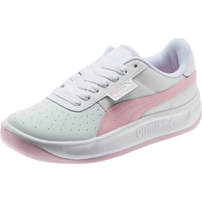Thumbnail 1 of California Sneakers JR, Puma Wht-Pale Pink-Puma Wht, medium