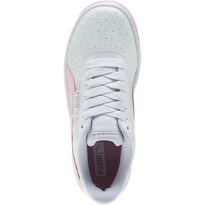 Thumbnail 5 of California Sneakers JR, Puma Wht-Pale Pink-Puma Wht, medium