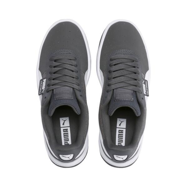 California Sneakers JR, CASTLEROCK-Puma White, large