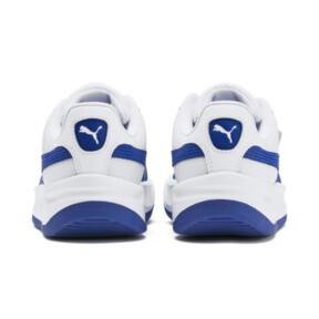 Thumbnail 3 of California Sneakers JR, Puma White-Galaxy Blue, medium