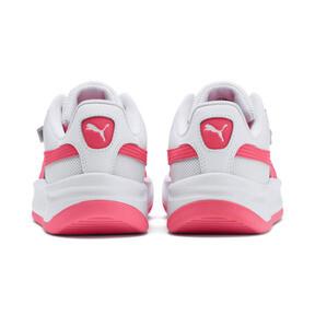 Miniatura 3 de Zapatos deportivos California JR, Puma White-Pink Alert, mediano
