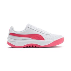 Miniatura 5 de Zapatos deportivos California JR, Puma White-Pink Alert, mediano