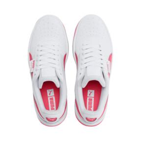 Miniatura 6 de Zapatos deportivos California JR, Puma White-Pink Alert, mediano