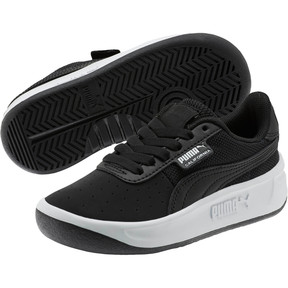 Thumbnail 2 of California Little Kids' Shoes, P Black-P White-Puma Black, medium