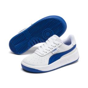 Miniatura 2 de Zapatos California para niños pequeños, Puma White-Galaxy Blue, mediano