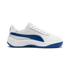 Miniatura 5 de Zapatos California para niños pequeños, Puma White-Galaxy Blue, mediano