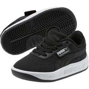 Thumbnail 2 of California Toddler Shoes, P Black- P White-Puma Black, medium